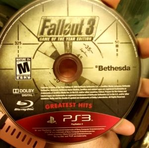 Fallout3 Greatest Hits (NO CASE!)